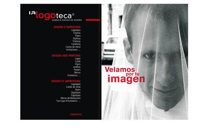 WEB1 LA LOGOTECA WEB